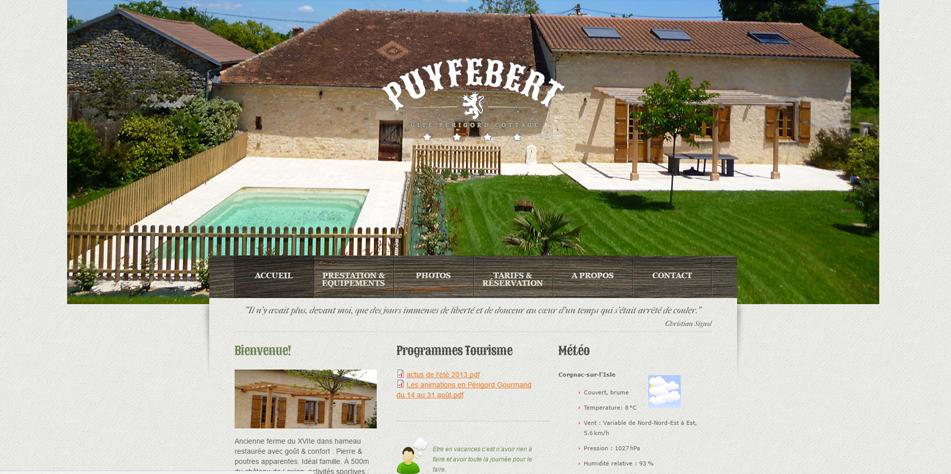 Puyfébert-Perigord.fr